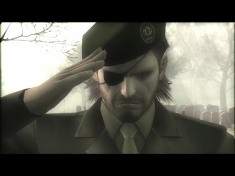 Metal Gear Solid 3 Snake Eater HD Movie 1080p (IN 3 HOURS)