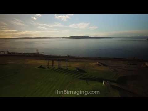 Chambers Bay Drone Flight University Place WA