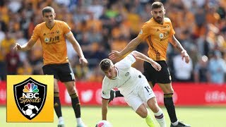 Mason Mount scores late goal to get in on Chelsea rout against Wolves | Premier League | NBC Sports