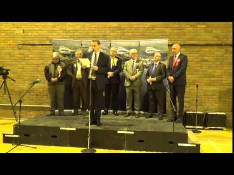 Devon North - General Election Declaration