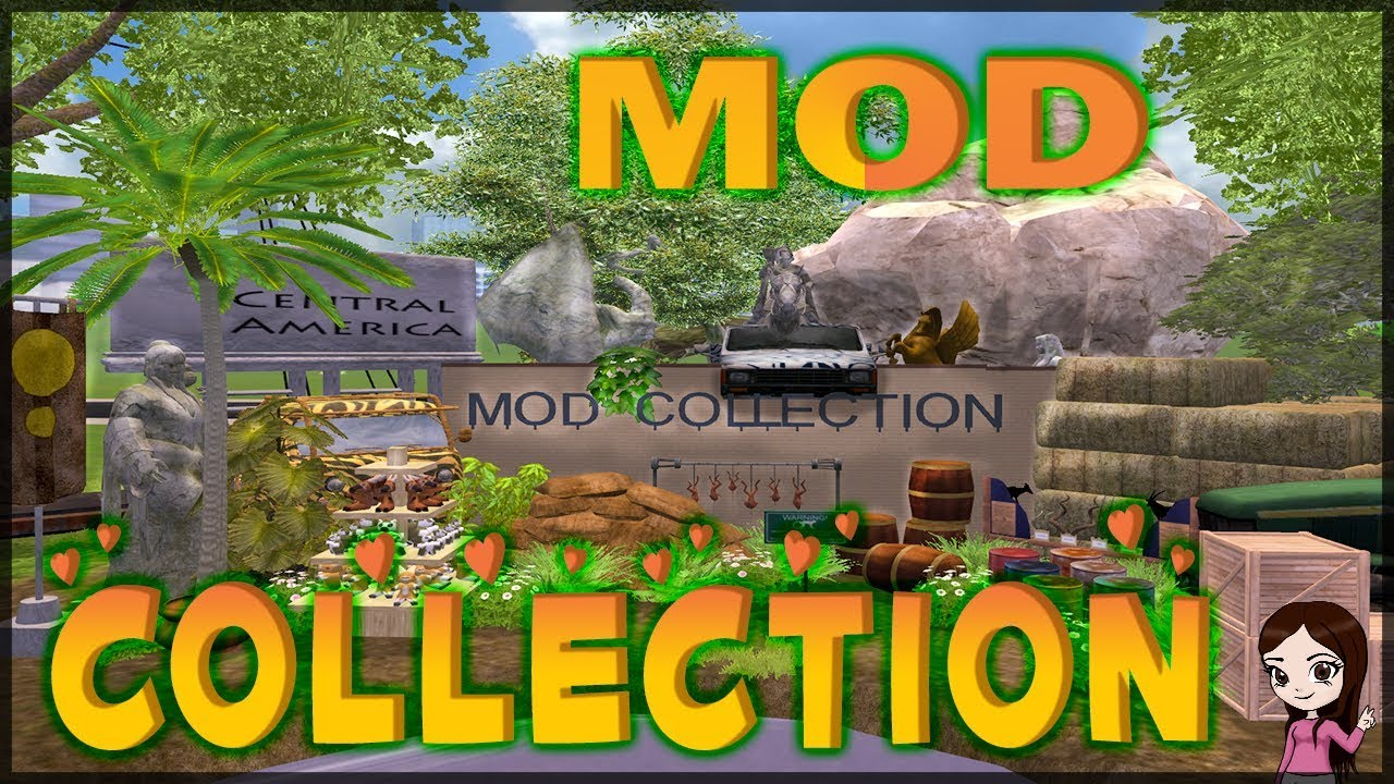 Mod Collection 2018 Update | Zoo Tycoon 2 Complete Collection | Link in  Description