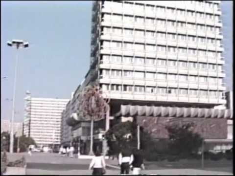 Short tour of East Berlin, 1989