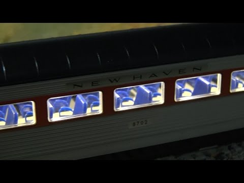 Review: Rapido Trains HO Scale 8600 Pullman Bradley Coaches