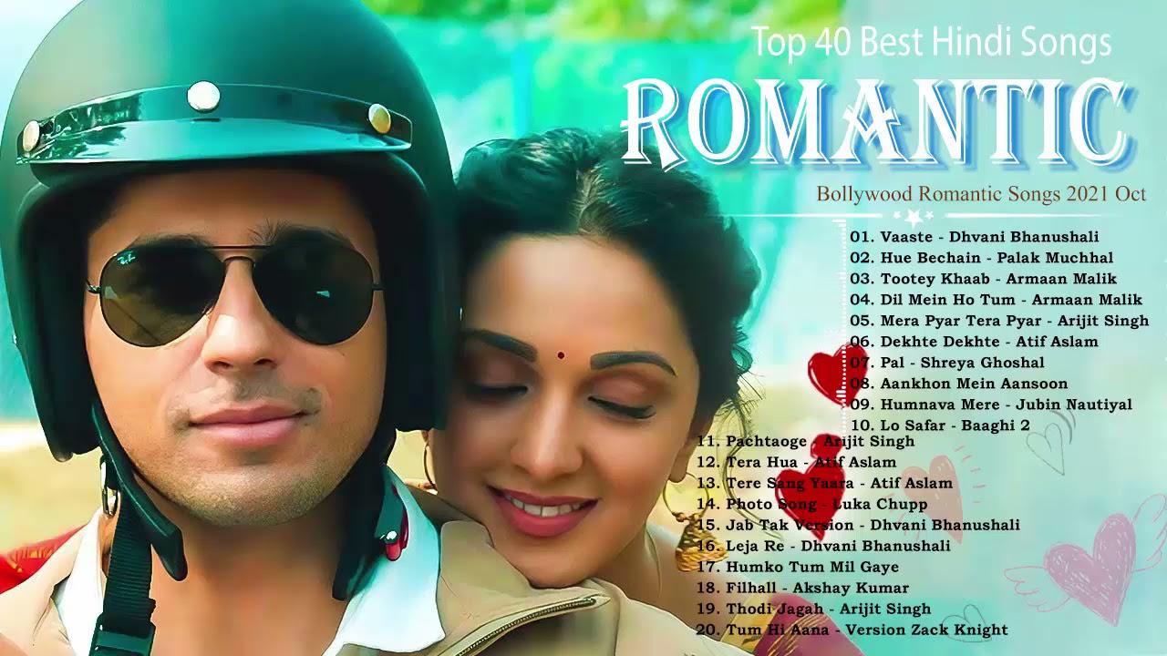 TOP 40 BEST ROMANTIC HINDI SONGS 2021 #02 Dhvani Bhanushali,Armaan Malik, Atif Aslam, Jubin Nautiyal