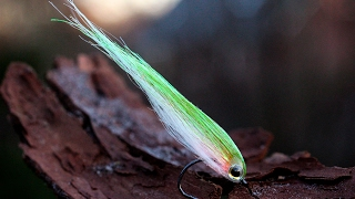 Flytying -  Craft fur baitfish