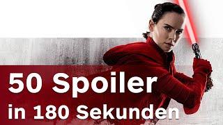 Alle Geheimnisse von Die Letzten Jedi   Star Wars: Episode 8 Spoiler
