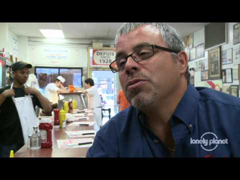 The iconic Schwartz's in Montreal - Lonely Planet travel video