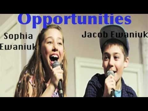 Opportunities Official Video by Jacob and Sophia Ewaniuk