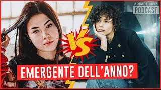 ANNA - Bando VS  MADAME - BABY chi è l'emergente dell'anno? | REACTION DOPPIA