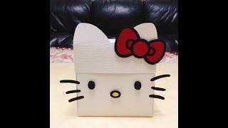 Kitty禮物盒????基底