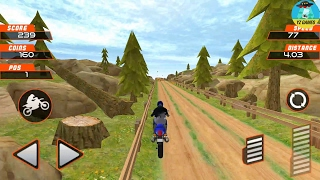 Sports Bike Stunt Racing Game - Android GamePlay FHD