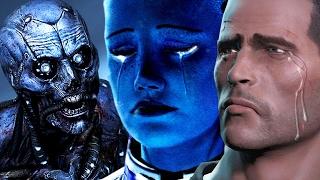10 Heartbreaking Mass Effect Backstories