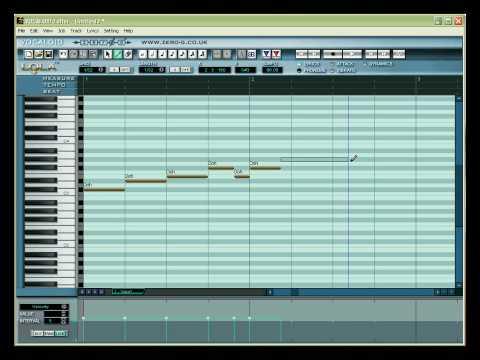 Vocaloid Tutorial 1