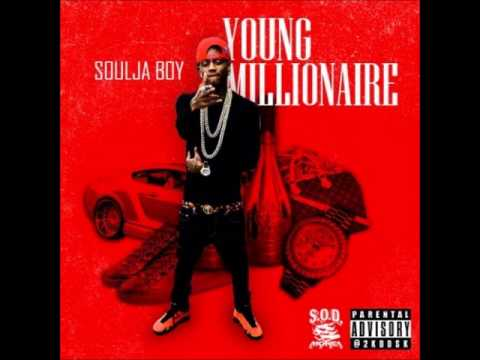 Soulja Boy   Young Millionaire 2014 Full Mixtape +download