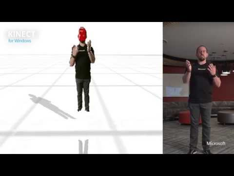 Kinect Construct App Demo