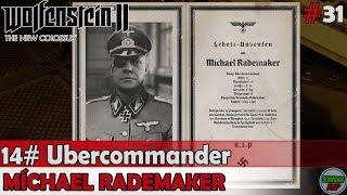 Wolfenstein 2 The New Colossus | #14 Ubercommander | Michael Rademaker | Sin comentarios