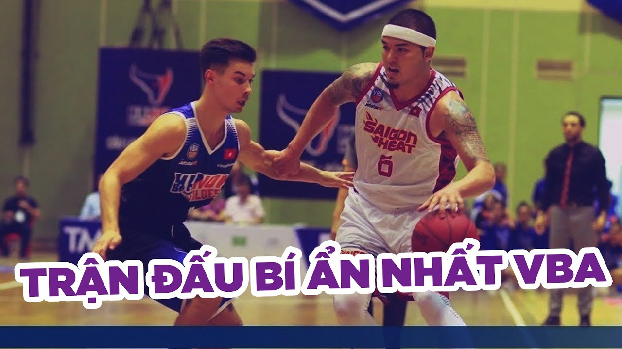 Nhìn lại trận đấu bí ẩn nhất VBA giữa Hanoi Buffaloes và Saigon Heat