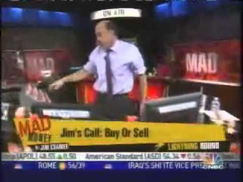 Jim Cramer Sell Sell Sell Gif