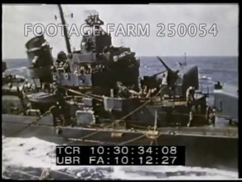 WWII Pacific Battleships 250054-06.mp4 | Footage Farm