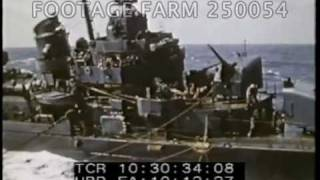 WWII Pacific Battleships 250054-06.mp4 | Footage Farm