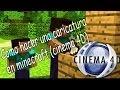como hacer una caricatura animada en minecraft | cinema 4D