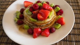 Pancakes  Old  Fashion - (easy)(fast)