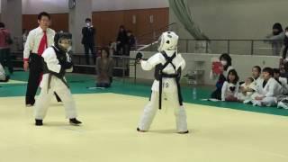 新格闘技 秀明館 第24回全国オープン選手権大会 小学2年の