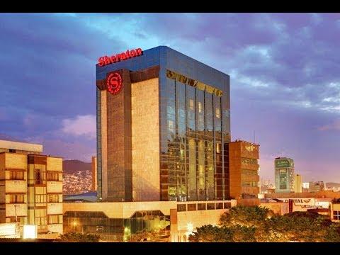Sheraton Ambassador Hotel - Nuevo Leon, Mexico