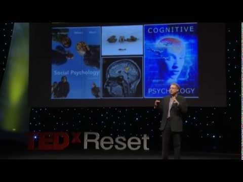 How Your Unconscious Mind Rules Your Behaviour: Leonard Mlodinow at TEDxReset 2013