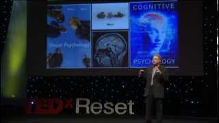 How Your Unconscious Mind Rules Your Behaviour: Leonard Mlodinow at TEDxReset 2013 thumbnail