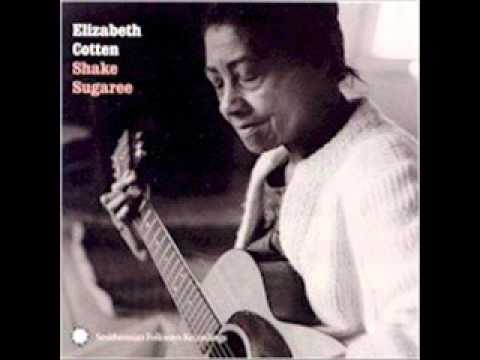 Elizabeth Cotten-Holy Ghost, Unchain My Name