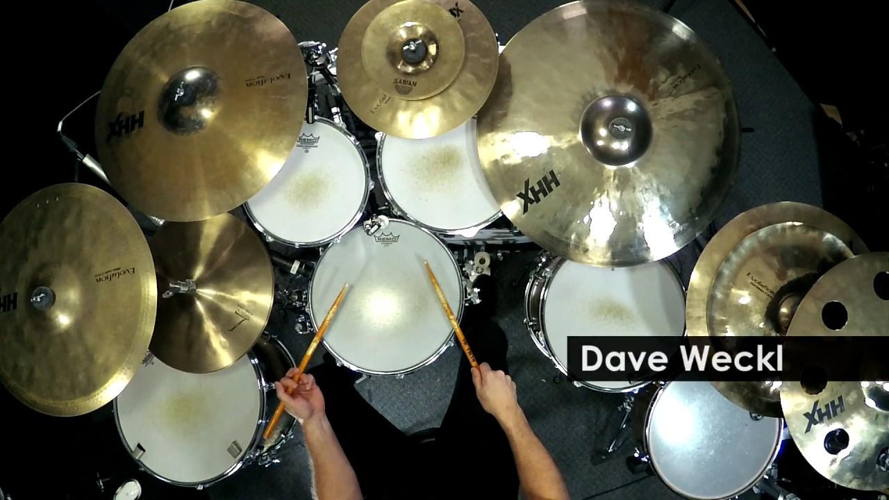 Dave Weckl : Home