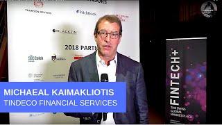 Michael Kaimakliotis, CEO Tindeco