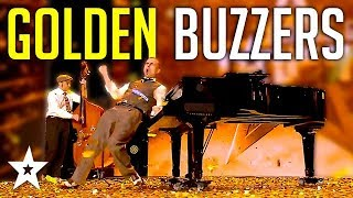 Incredible GOLDEN BUZZER Auditions On Italy's Got Talent 2019! | Got Talent
