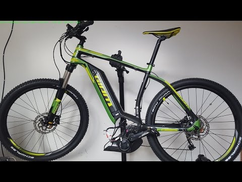 Giant Dirt E 2017 First Look E Bike Pedelec Youtube