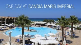 One Day at CLUB MAGIC LIFE Candia Maris Imperial - Kreta
