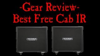 Gear Review  - Best Free Metal Guitar Cab Irs (preset Downloads)