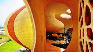 Необычные красивые дома(Необычные дома. Посмотрите на эту огромную ракушку! Согласитесь, что многим и в голову не придет, что это..., 2014-08-10T13:06:10.000Z)