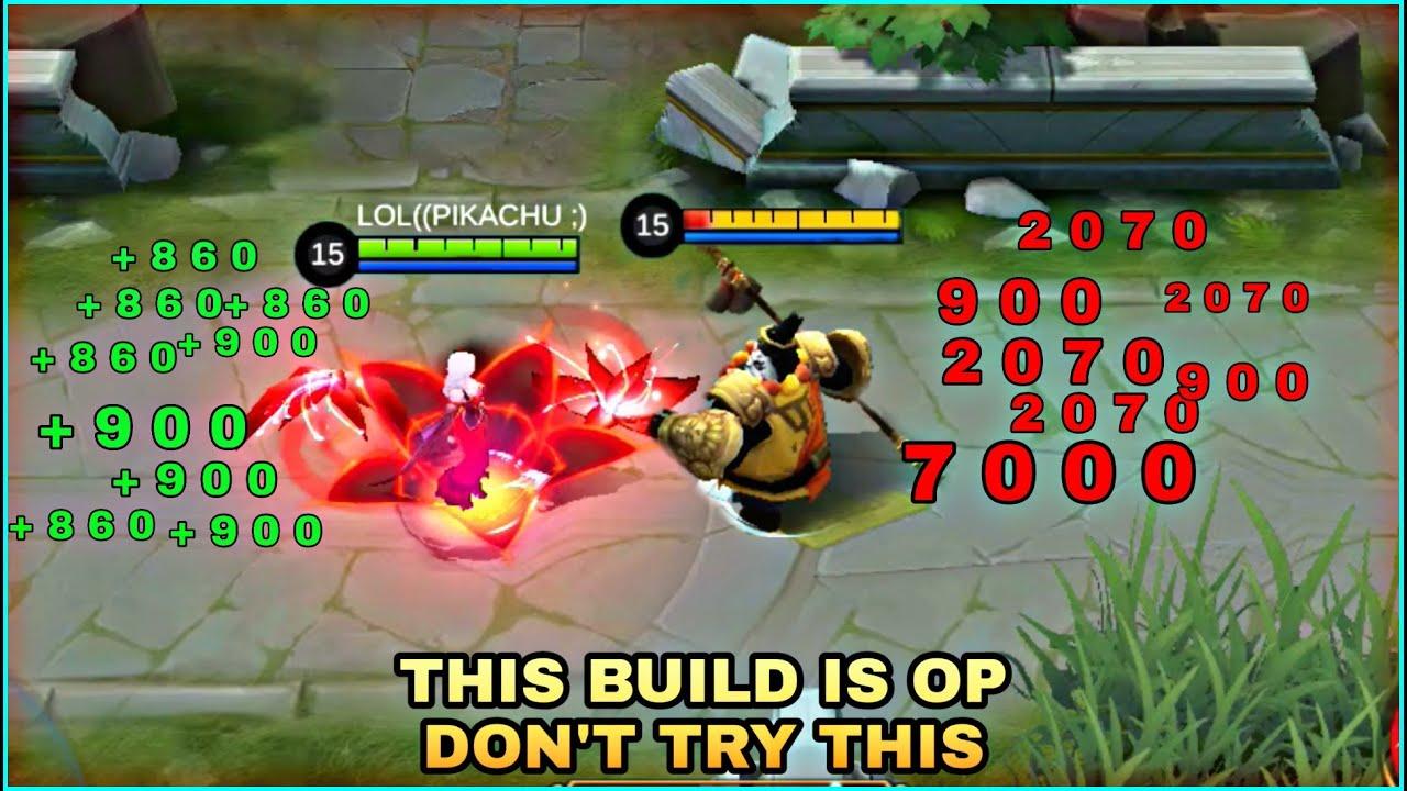 Carmilla Best Build Insane Damage | Top 1 Global Carmilla Build | Mobile Legends