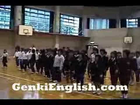 Teach English: What Time Is It, Mr Wolf? ESL Song