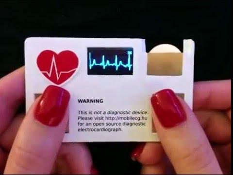 MobilECG Business Card