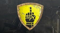 For Honor: Middle Finger Emblem Tutorial