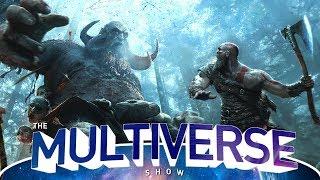 Multiverse Show Ep 92 : Darrell Gallagher joins Microsoft, God of War HYPE, & Avengers Infinity War