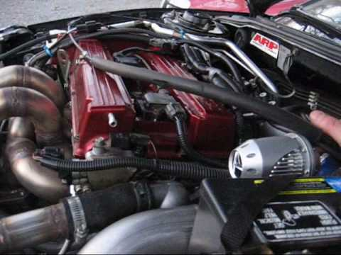 4G64 DOHC Pro Turbo Kit