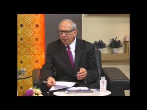 Brunei TV Interview with our Scientific Advisory Board, Dr  Charles Muscoplat