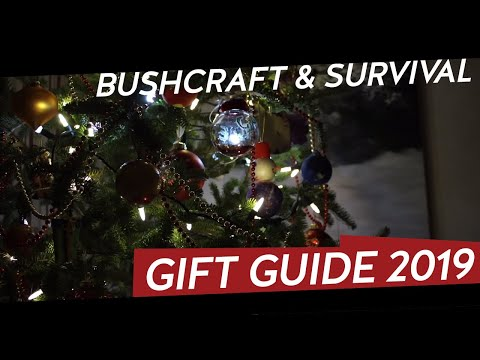 2019 Bushcraft And Survival Gift Guide