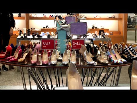 Shop with me Neiman Marcus, Jimmy Choo and more Looking for my Birthday Present 🎂
