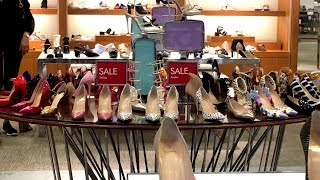 Shop with me Neiman Marcus, Jimmy Choo and more (Looking for my Birthday Present 🎂)