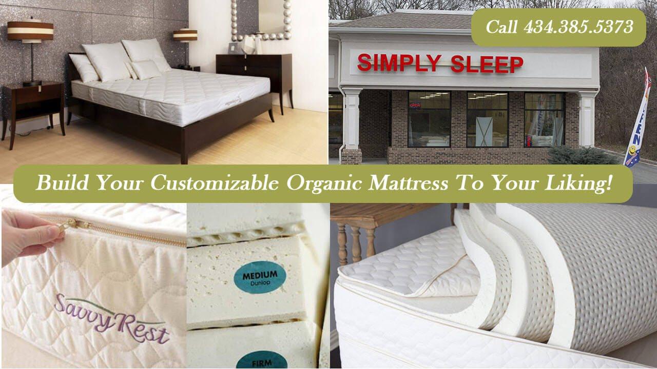Customizable Mattresses And Beds Simply Sleep Lynchburg Va