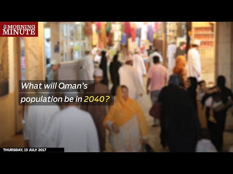 What will Oman's population be in 2040?